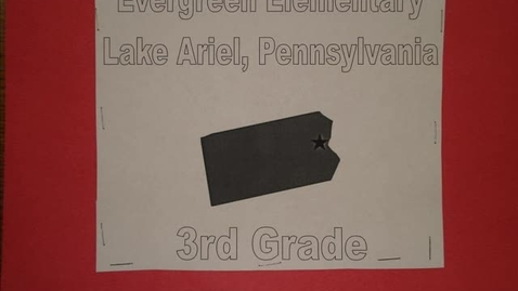 Thumbnail for entry Evergreen Elementary Lake Ariel, Pennsylvania