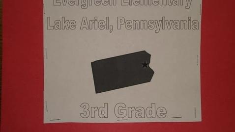 Thumbnail for entry Evergreen Elementary Lake Ariel, Pennsylvania