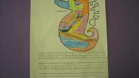 Thumbnail for entry Mrs. Wyant's Class Seahorse Video