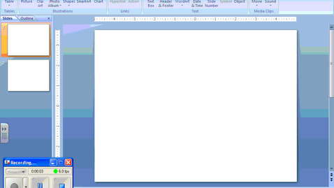 Thumbnail for entry Hyperlinking to a web address in Powerpoint