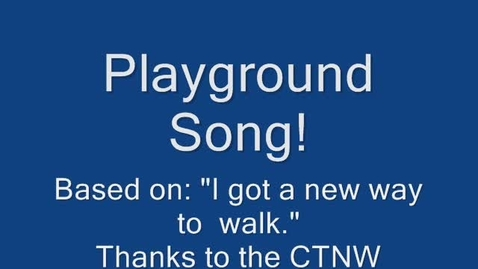 Thumbnail for entry Sandown NORTH: Playground Song