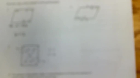 Thumbnail for entry Geometry Unit 6 Review