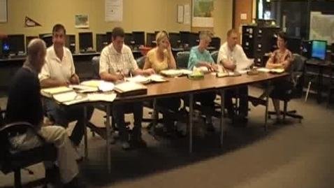 Thumbnail for entry Touchet Schools Board Meeting 6-20-2011