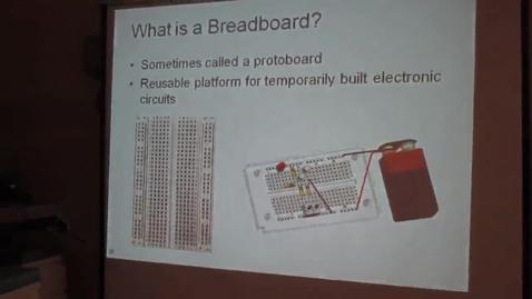 Thumbnail for entry Breadboarding