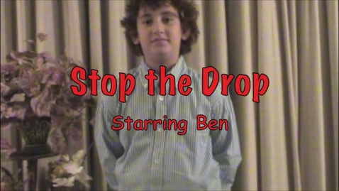 Thumbnail for entry Stop the Drop