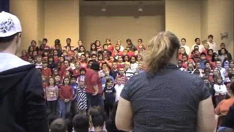Thumbnail for entry 3rd Grade Patriotic Program