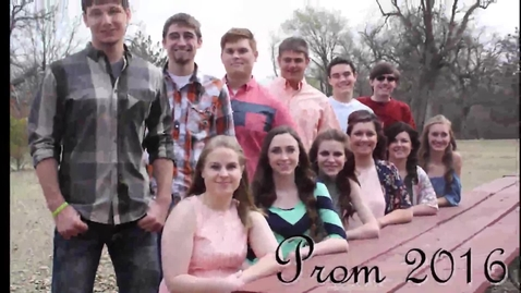 Thumbnail for entry Hays High School 2016 Prom Candidates