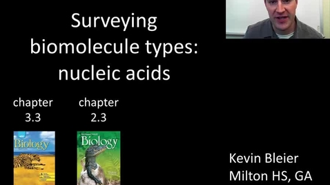 Thumbnail for entry Nucleic acids