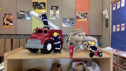 Thumbnail for entry Story Time:  Firemen Protect US