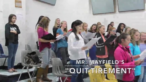 Thumbnail for entry Mayfield Moving On