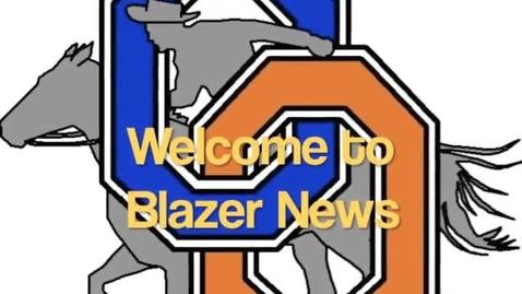 Thumbnail for entry Blazer News