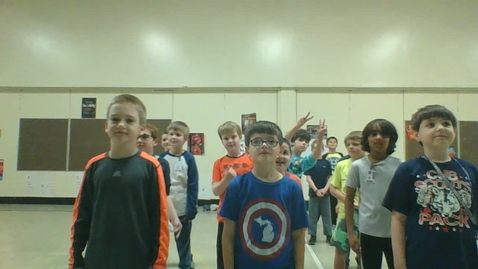 Thumbnail for entry Physical Education Fifth Grade amazing Memories
