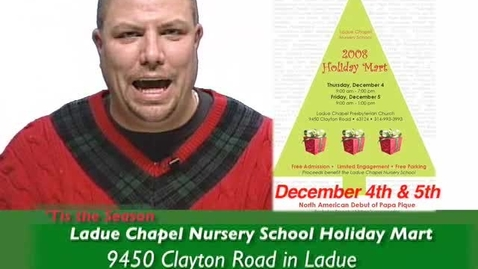 Thumbnail for entry Holiday Mart - St. Louis, MO