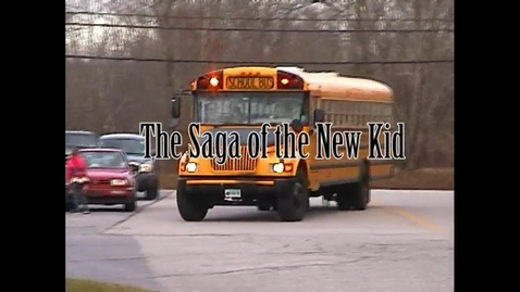 Thumbnail for entry Saga of the New KId
