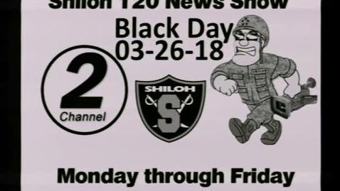 Thumbnail for entry 03-26-18 Shiloh High School News