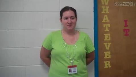 Thumbnail for entry new teacher