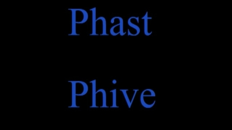 Thumbnail for entry Phast Phive April 26th 2011