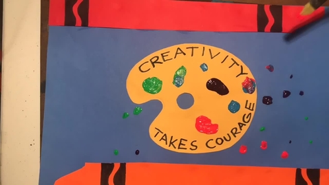 Thumbnail for entry Daniel Boone Art - Field Day design your flag