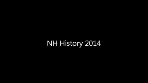 Thumbnail for entry New Hampshire History