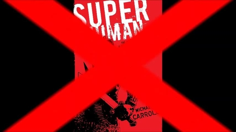 Thumbnail for entry Superhuman by Carrol video book trailer by Dalton Pendergrass