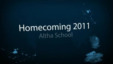Thumbnail for entry Altha Homecoming 2011