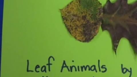 Thumbnail for entry Leaf Animals