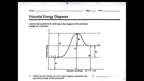 Thumbnail for entry PE Diagram Practice