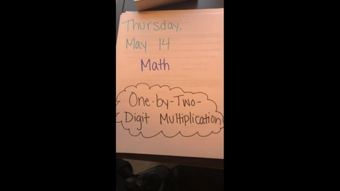 Thumbnail for entry Math May 14