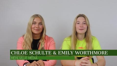 Thumbnail for entry Mehlville Media Broadcast - Sept. 21, 2021