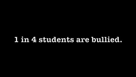 Thumbnail for entry Anti-Bully PSA Video (4th Grade)