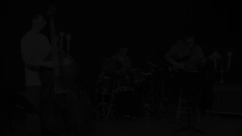 Thumbnail for entry Selections From South Main - The Josh Uguccioni Jazz Trio