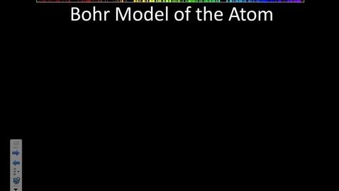 Thumbnail for entry Stephens Chemistry: 5.2 Quantum Model of the atom (10-7-13)