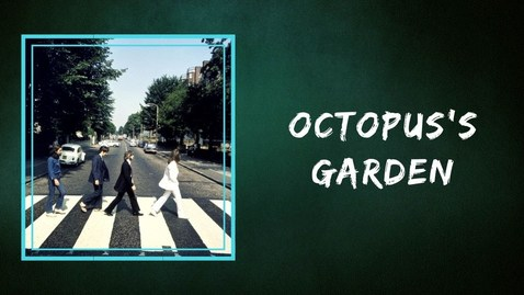 Thumbnail for entry Octopus' Garden by the Beatles