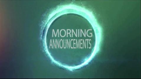 Thumbnail for entry Pal-Mac Morning Show 11-20-15
