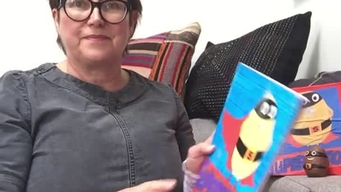 Thumbnail for entry Mrs Delaney reads Supertato by Sue Hendra and Paul Linnet