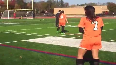 Thumbnail for entry Girl's Soccer