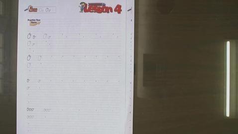 Thumbnail for entry Handwriting 9-9