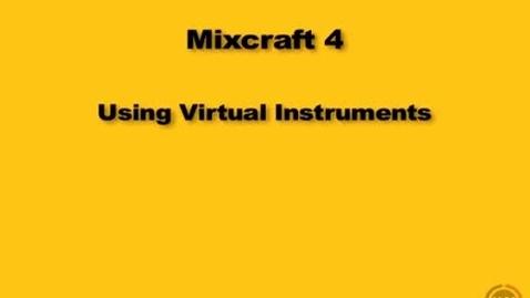Thumbnail for entry Virtual Instruments