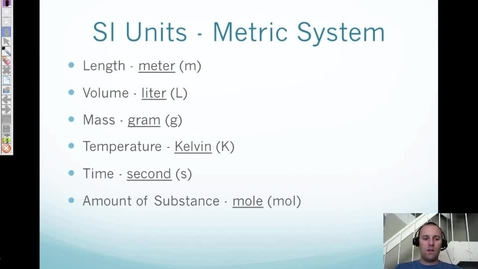 Thumbnail for entry 2. Metric System and Dimensional Analysis