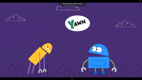 Thumbnail for entry Storybots Letter Y