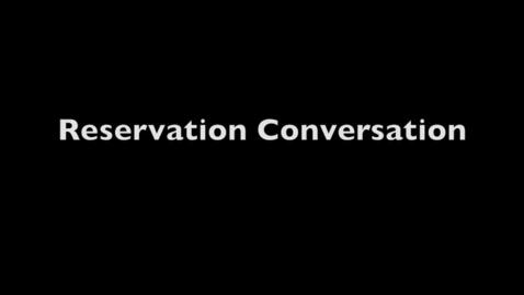 Thumbnail for entry Reservation Conversation: Teacher Evaluation System
