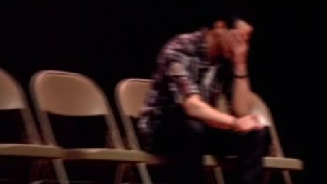 Thumbnail for entry Suicide Scene Performed by Looking In Theatre