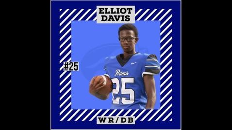 Thumbnail for entry e. davis #25