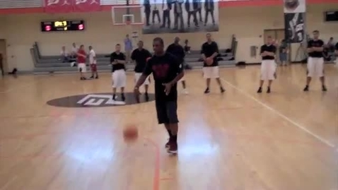 Thumbnail for entry Individual Workouts from the Best in Basketball
