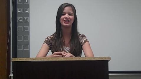 Thumbnail for entry Katrina's Hero Video