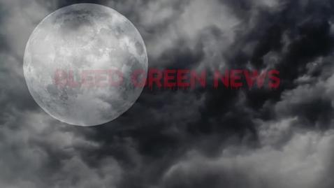 Thumbnail for entry 10-31-2017 Halloween Bleed Green News