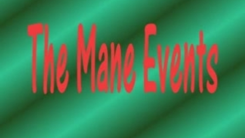 Thumbnail for entry The Mane Event December 17, 2014