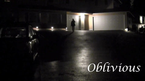 Thumbnail for entry Oblivious