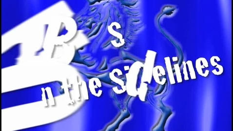 Thumbnail for entry Sideline Report - Lee