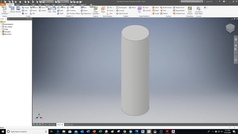 Thumbnail for entry MVIEW CYLINDER